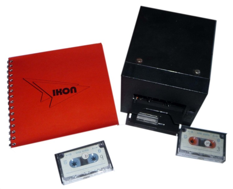 Scan of Document: Ikon BBC Hobbit Tape Drive
