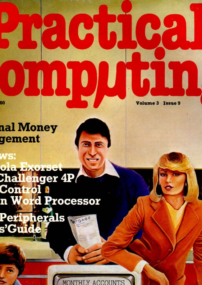 Scan of Document: Practical Computing - September 1980, Volume 3, Issue 9