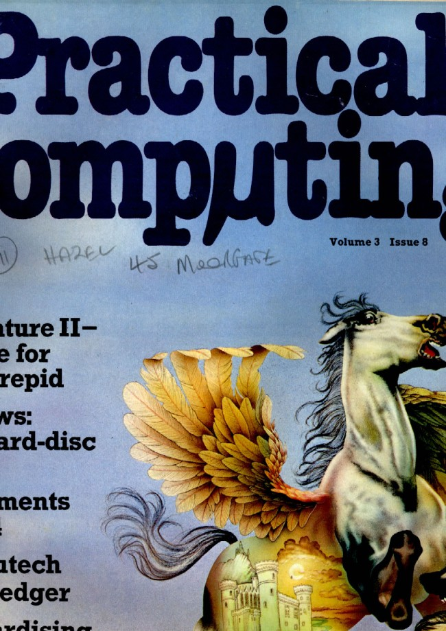 Scan of Document: Practical Computing - August 1980