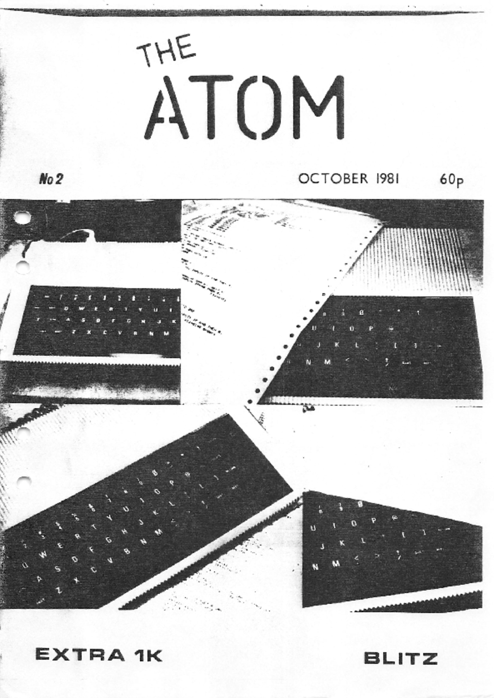 Article: The Atom - October 1981 - No 2