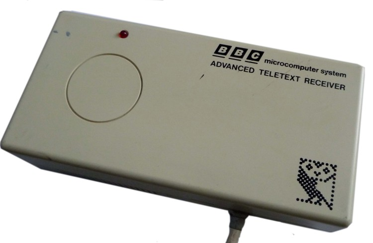 Scan of Document: BBC Advanced Teletext Receiver