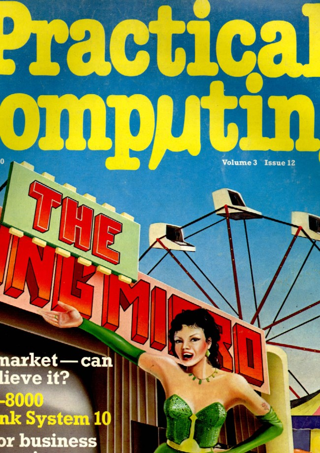Scan of Document: Practical Computing - December 1980, Volume 3, Issue 12