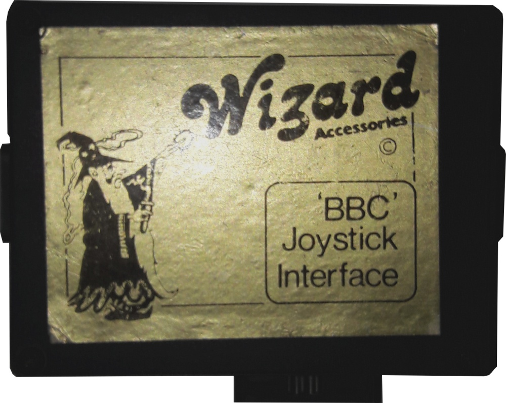 Scan of Document: Wizard Accessories Joystick Interface