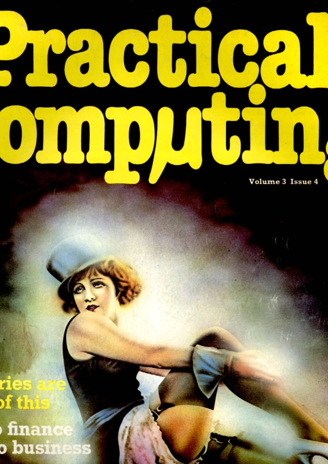 Scan of Document: Practical Computing - April 1980, Volume 3, Issue 4