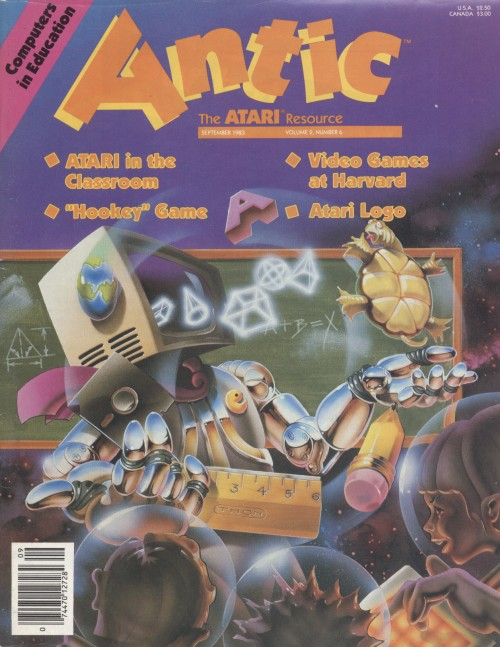 Scan of Document: Antic - The Atari Resource September 1983