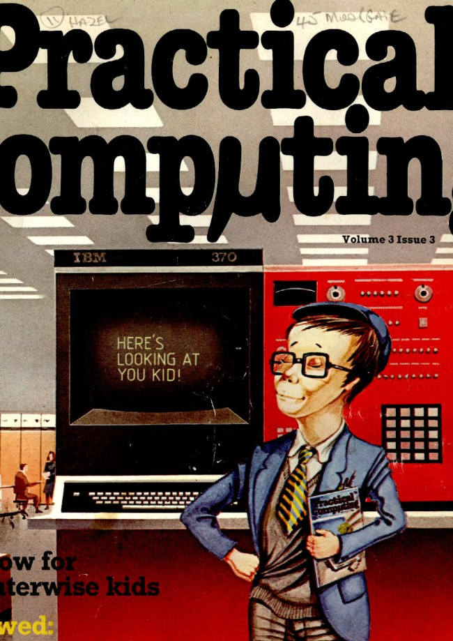 Scan of Document: Practical Computing - March 1980, Volume 3, Issue 3