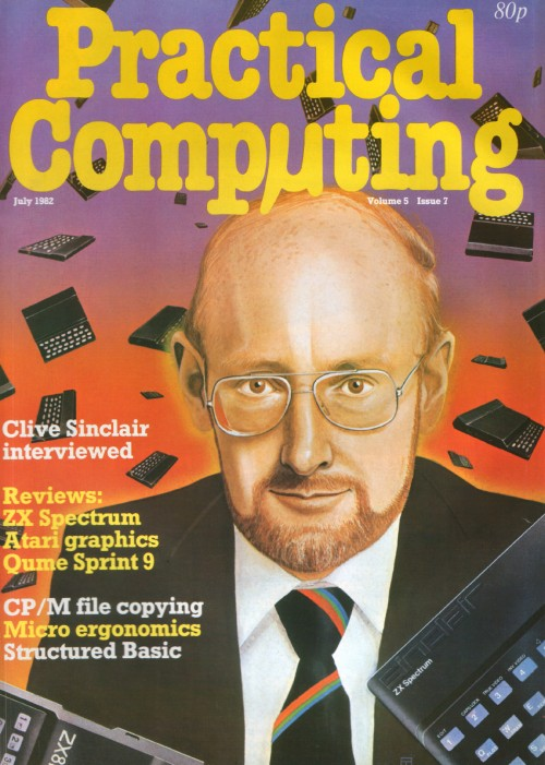 Scan of Document: Practical Computing - July 1982