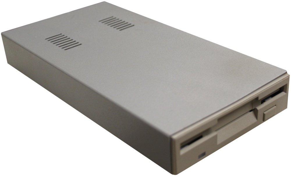 Scan of Document: Atari External Floppy Disk Drive