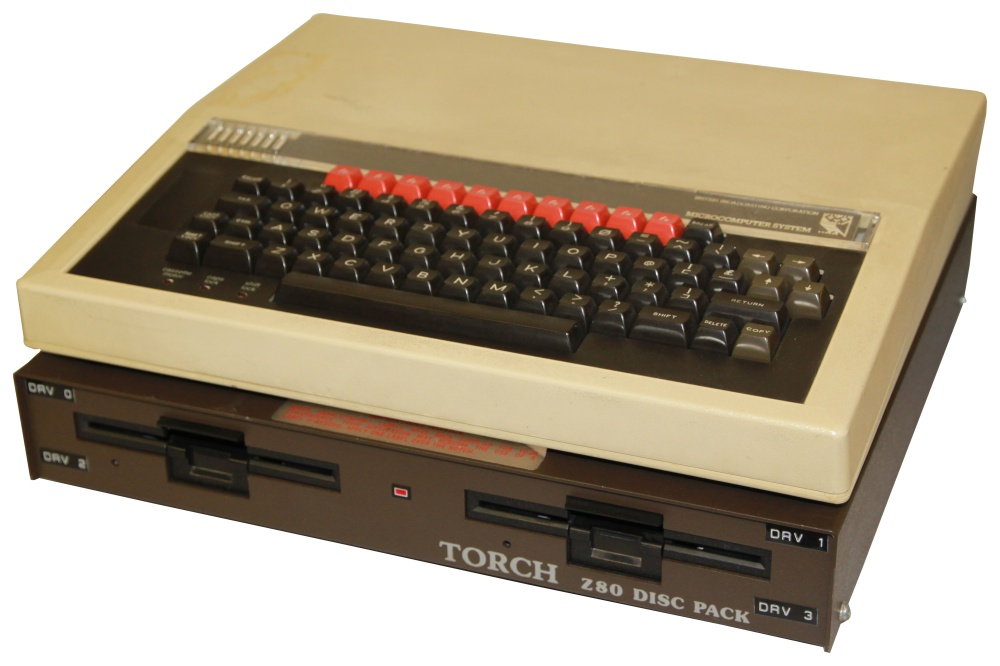 Scan of Document: Torch Z80 Disc Pack