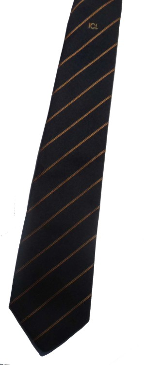 Scan of Document: ICL Neck Tie