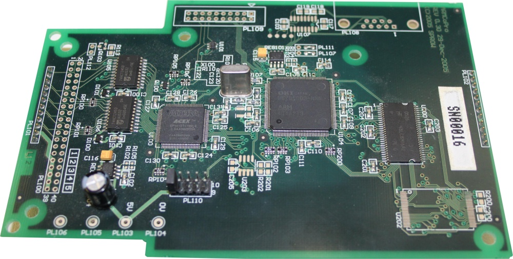 Scan of Document: Sprow ARM7 Second Processor (Internal)