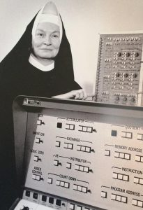 Photograph of Sister Mary Kenneth Keller