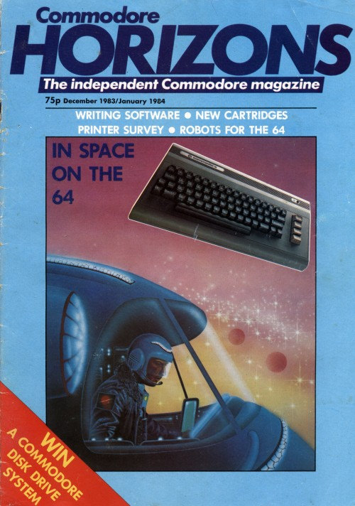 Scan of Document: Commodore Horizons - December 1983