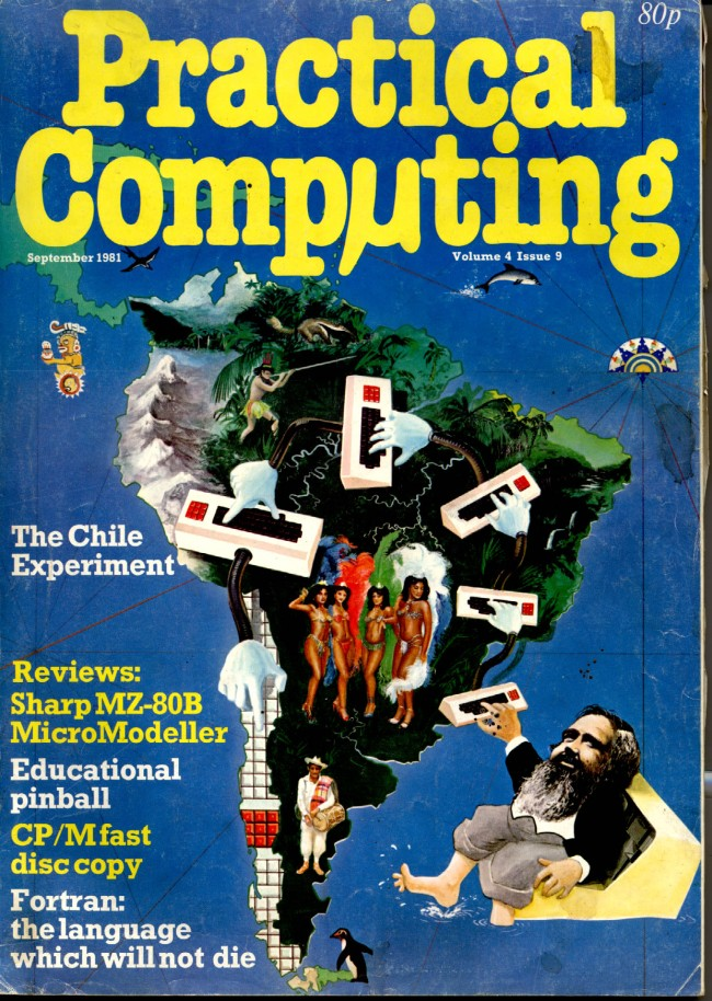 Scan of Document: Practical Computing - September 1981, Volume 4, Issue 9