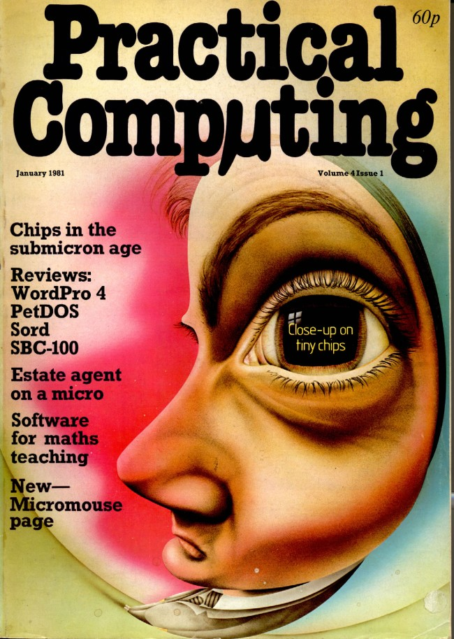 Scan of Document: Practical Computing - January 1981, Volume 4, Issue 1