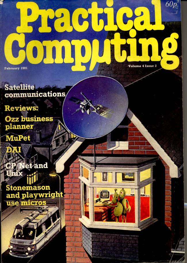 Scan of Document: Practical Computing - February 1981, Volume 4, Issue 2