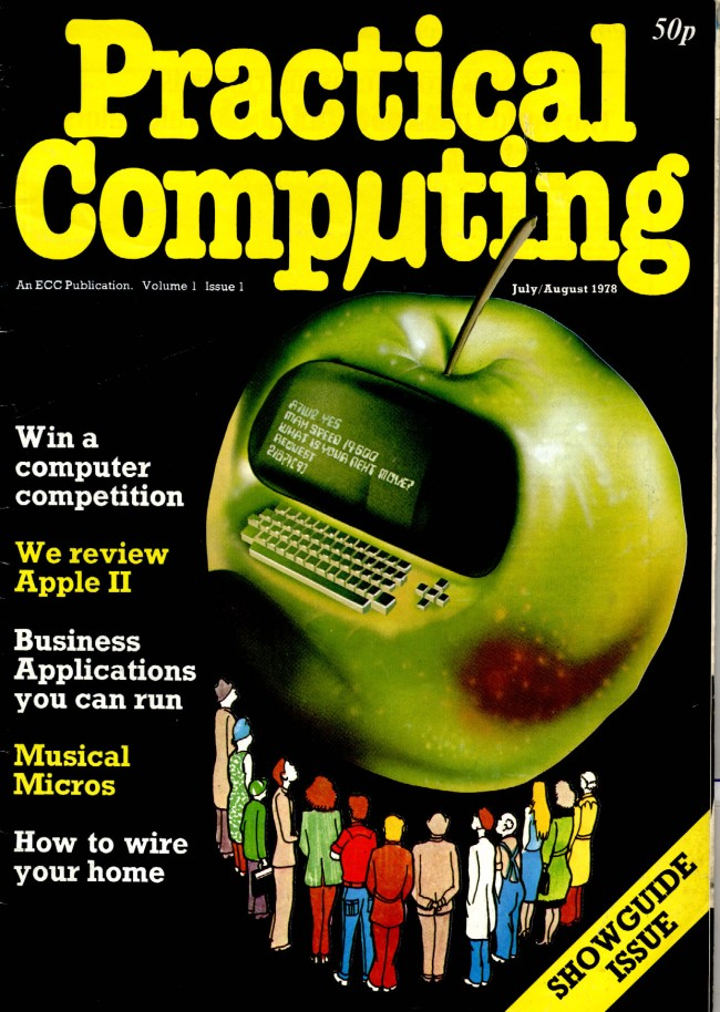 Scan of Document: Practical Computing - July/August 1978