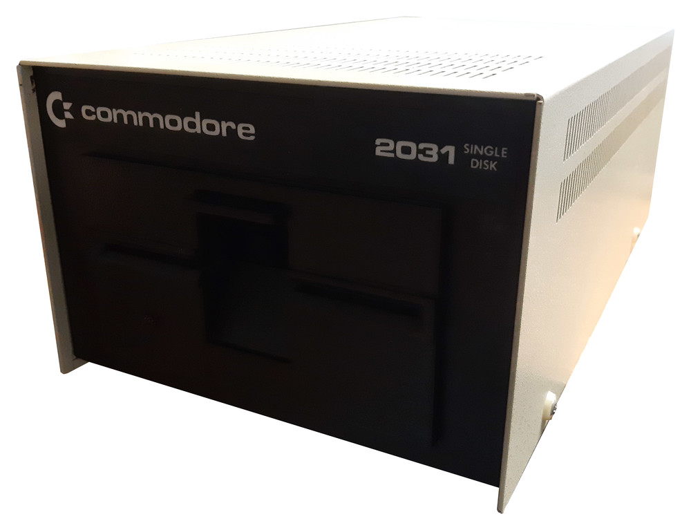 Scan of Document: Commodore 2031 Single Floppy Drive