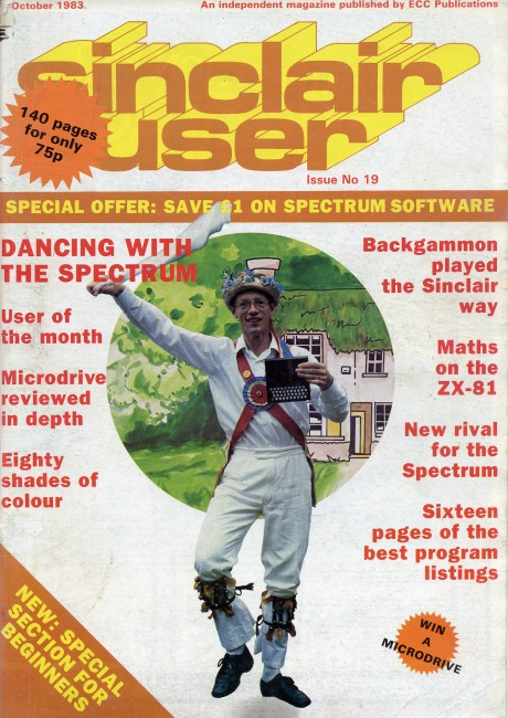 Scan of Document: Sinclair User October 1983