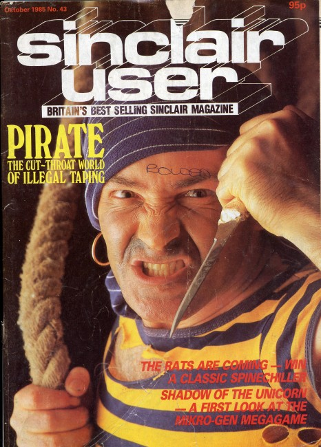 Scan of Document: Sinclair User October 1985