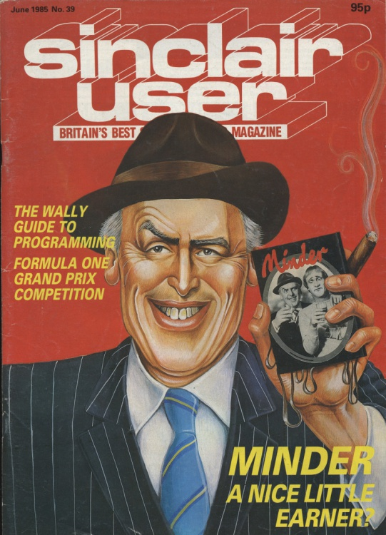 Scan of Document: Sinclair User June 1985