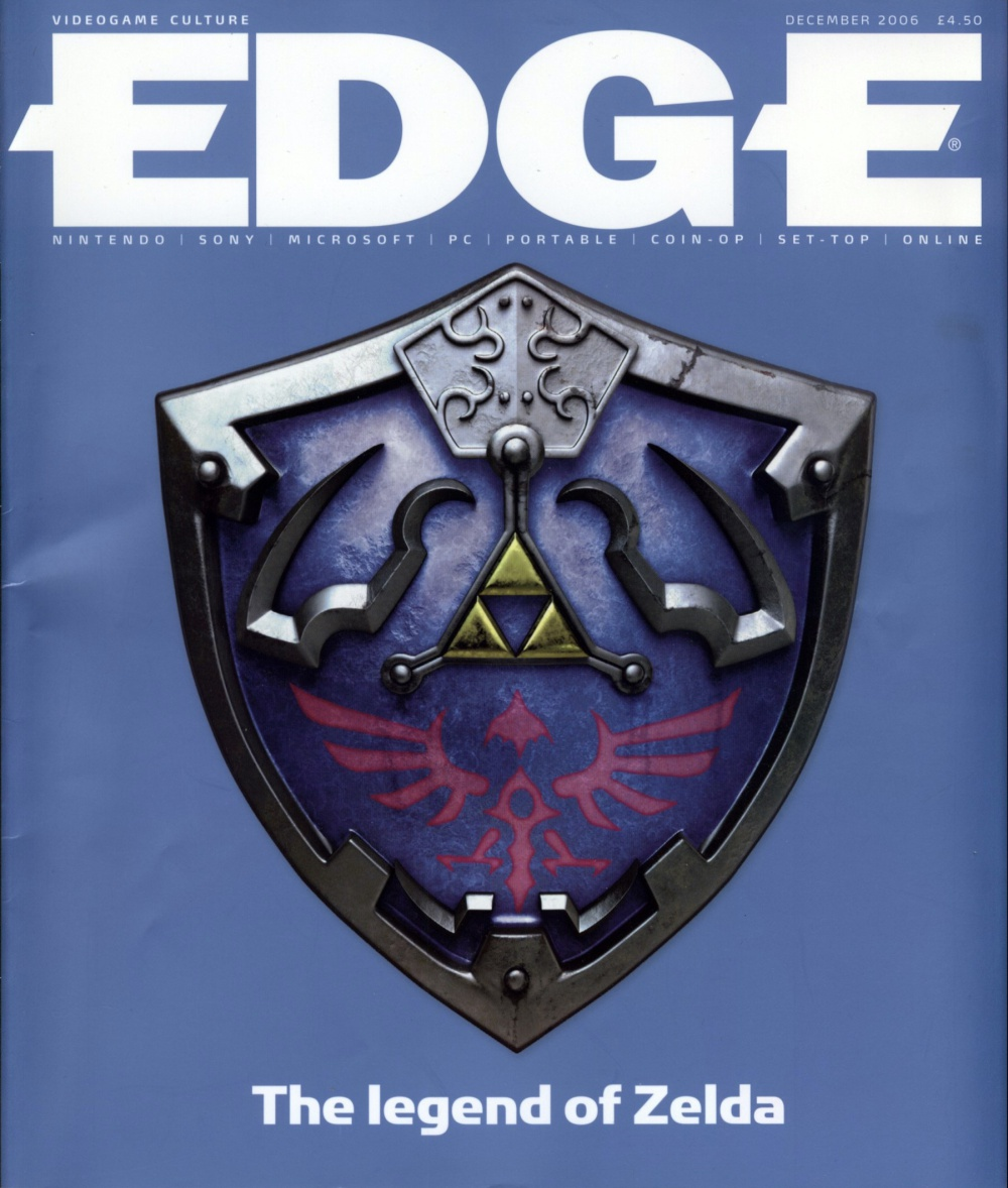 Scan of Document: Edge - Issue 169 - December 2006