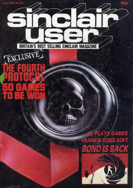 Scan of Document: Sinclair User July 1985