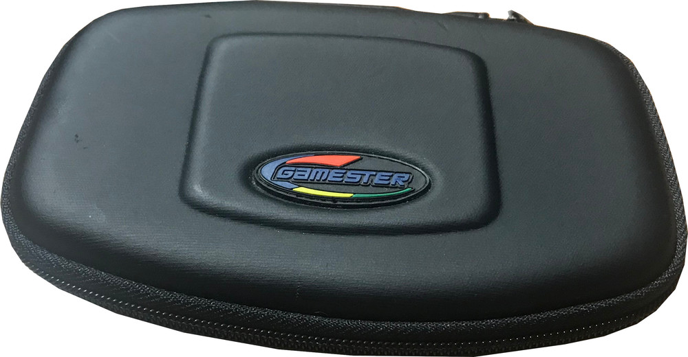 Scan of Document: Gamester Game Boy Advance Case