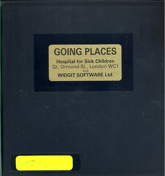 Scan of Document: Going Places