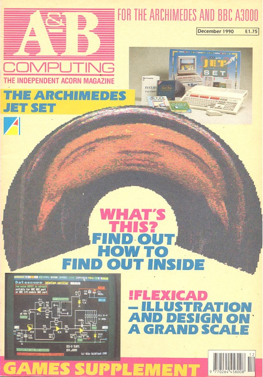 Scan of Document: A&B Computing - December 1990