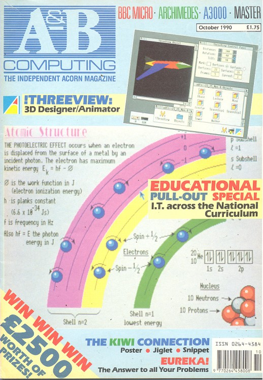 Scan of Document: A&B Computing - October 1990
