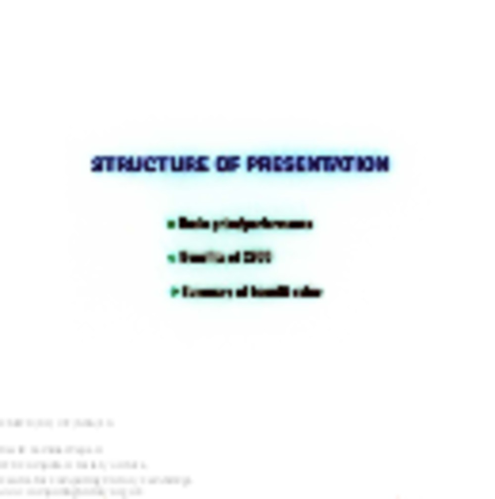 Article: 59152 Slides for a Presentation on the 2980