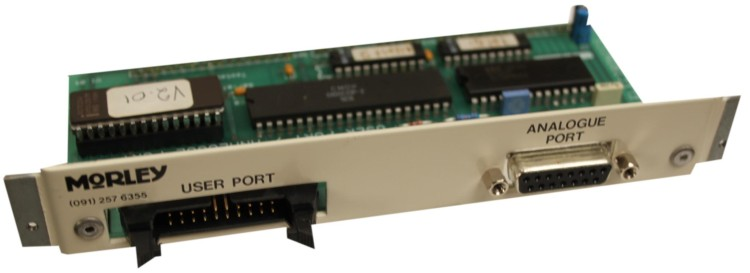 Scan of Document: Acorn Analogue & User Port Expansion Card (AGA30)