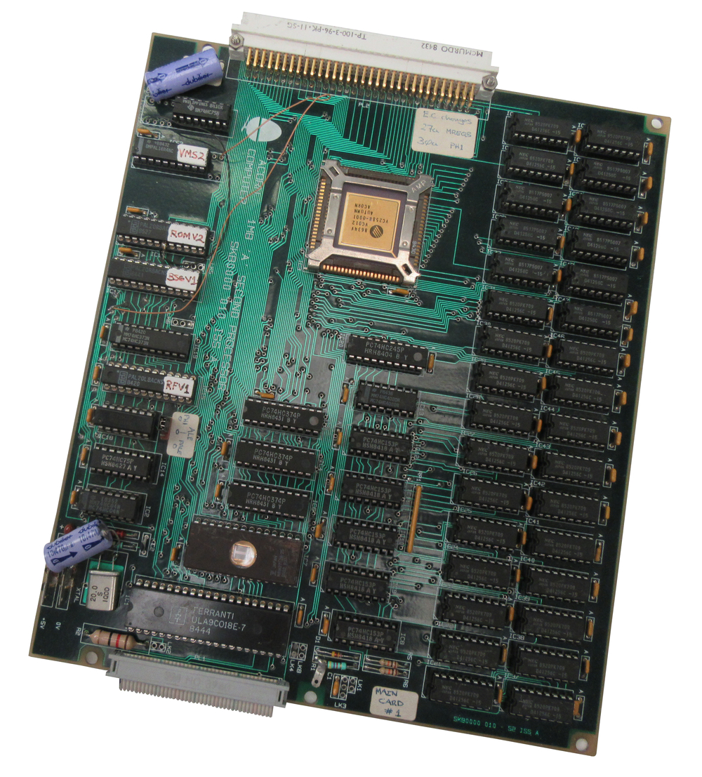 Scan of Document: Acorn 1MB 'A' Second Processor
