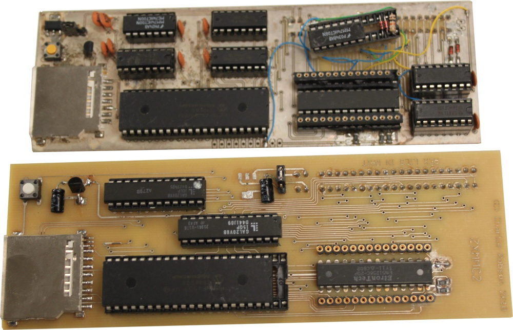 Scan of Document: Prototype ZXpand PCBs