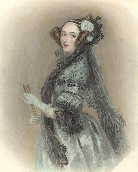 Photograph of Ada Lovelace