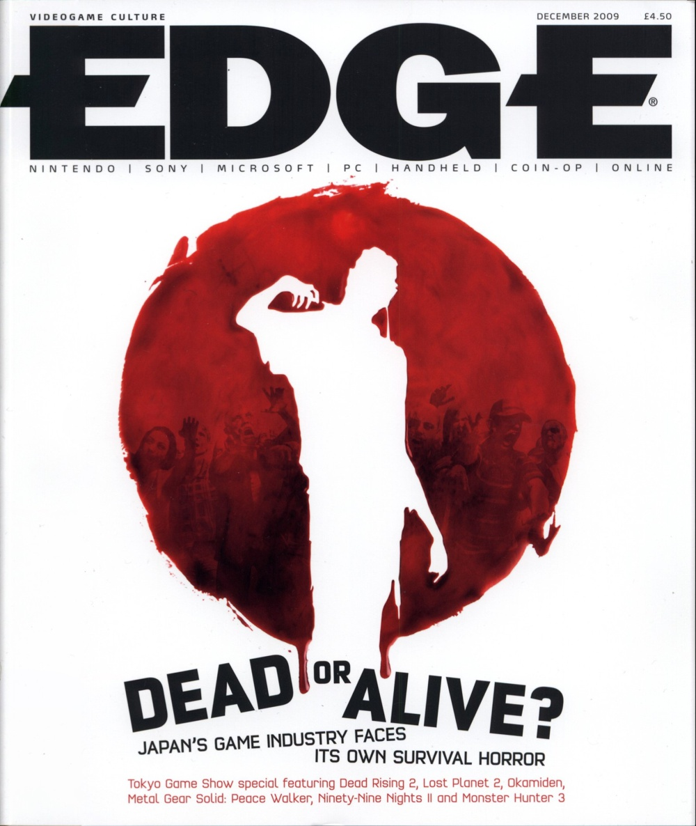 Scan of Document: Edge - Issue 208 - December 2009