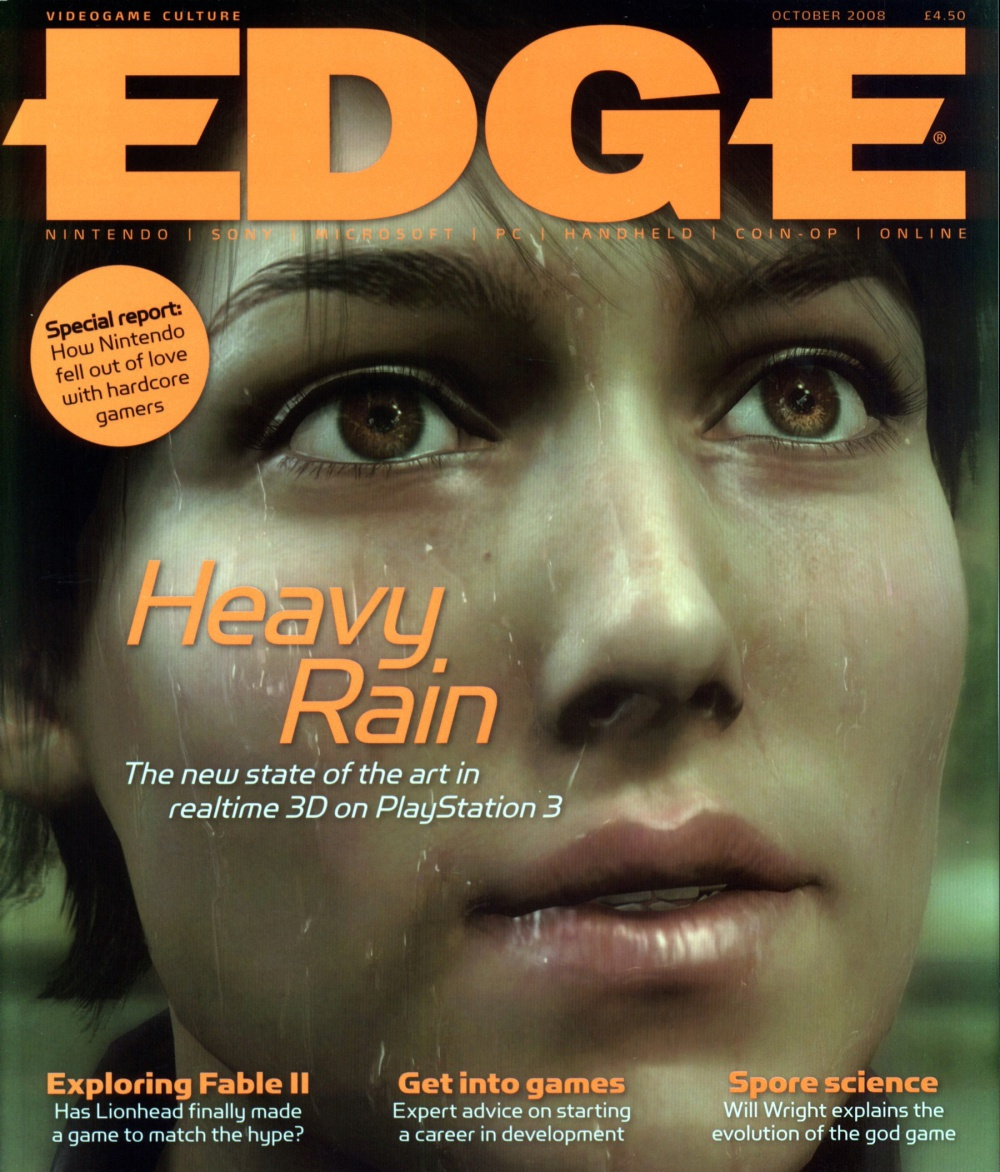 Scan of Document: Edge - Issue 193 - October 2008