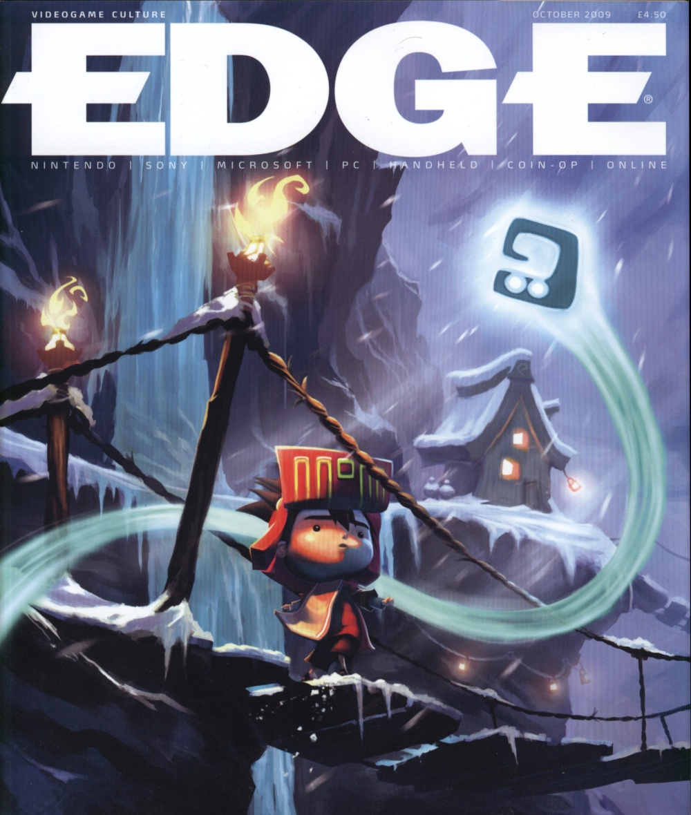 Scan of Document: Edge - Issue 206 - October 2009