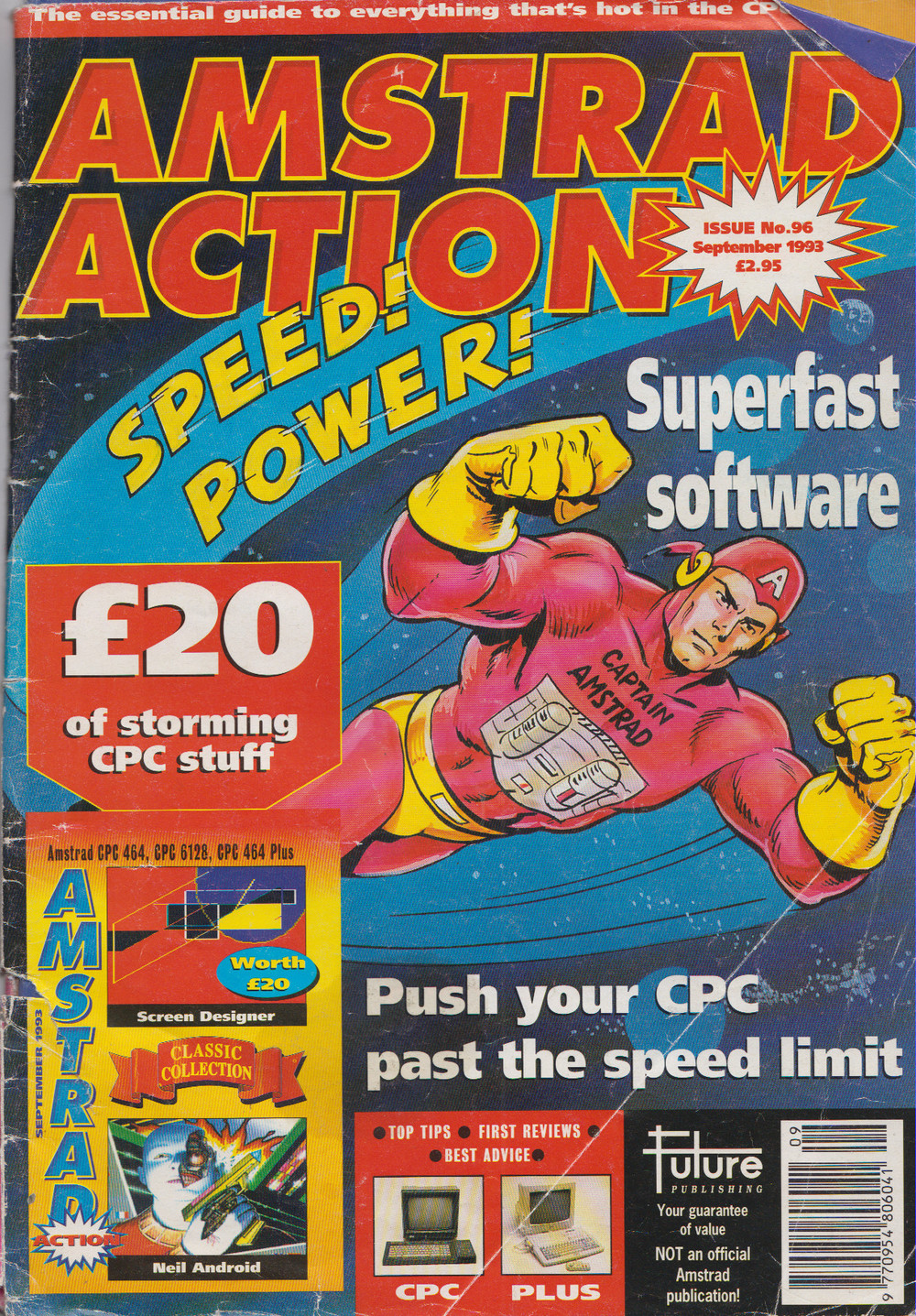 Scan of Document: Amstrad Action - September 1993