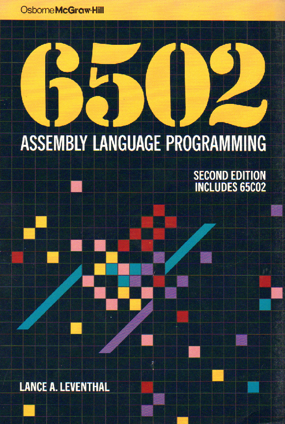 Computing books at the centre for computing history 6502 assembly language programming fandeluxe Image collections