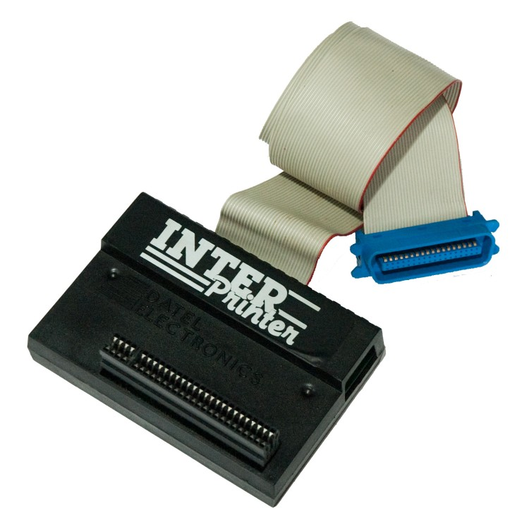 Scan of Document: Datel Inter Printer for the ZX Spectrum