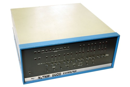 Mits Altair 8800 Computing History