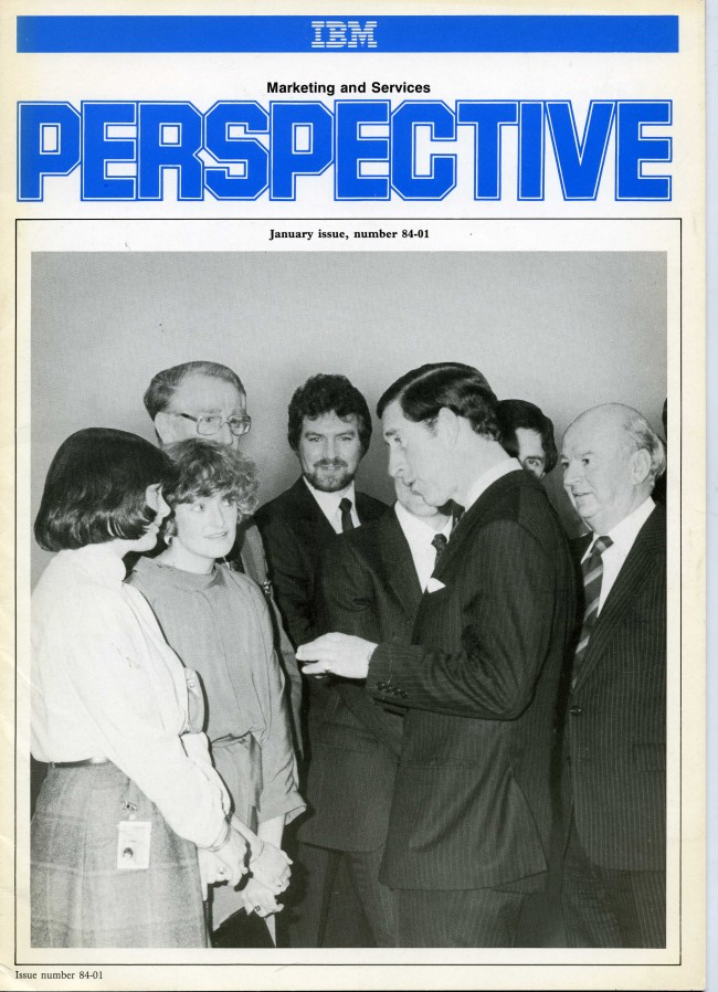 Scan of Document: Perspective January 1984 Number 01
