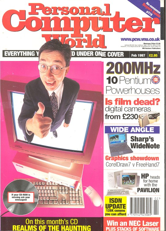 Scan of Document: Personal Computer World - February 1997