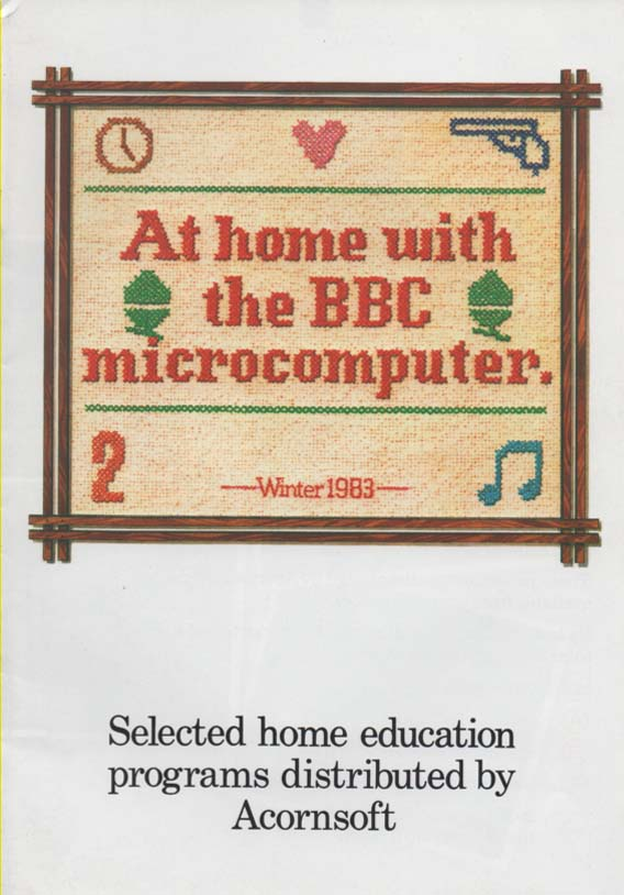 Scan of Document: At Home with the BBC - Winter 1983