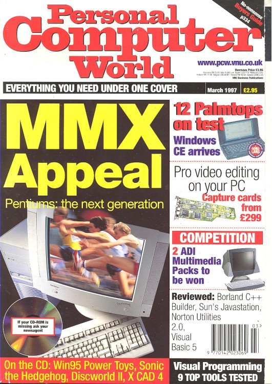Scan of Document: Personal Computer World - March 1997