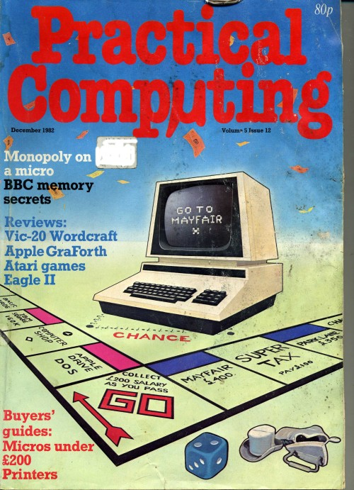 Scan of Document: Practical Computing - December 1982, Volume 5, Issue 12