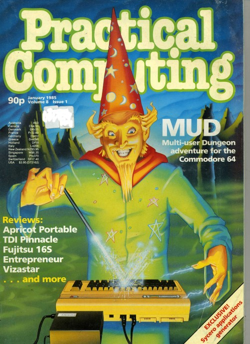 Scan of Document: Practical Computing - January 1985