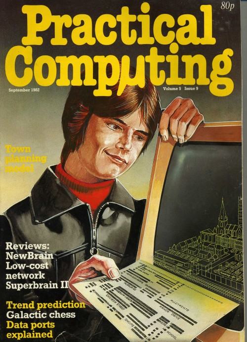 Scan of Document: Practical Computing - September 1982, Volume 5, Issue 9